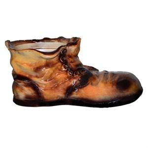 Кашпо ботинок F04060