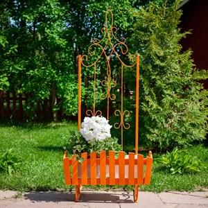 Декоративное ограждение для сада