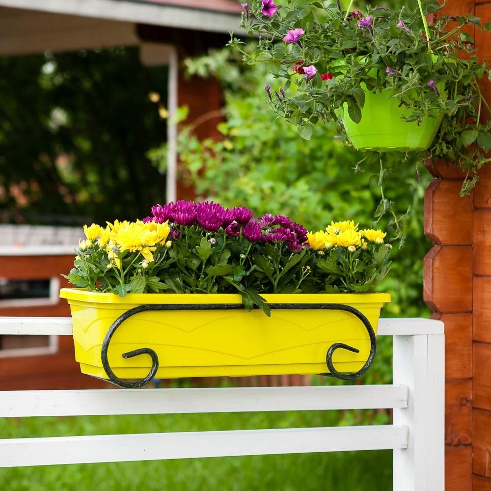Балконная подставка для цветов 51-031