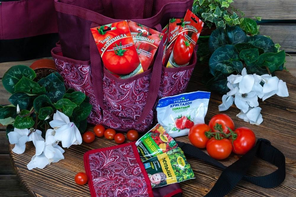 Семена крупноплодных томатов