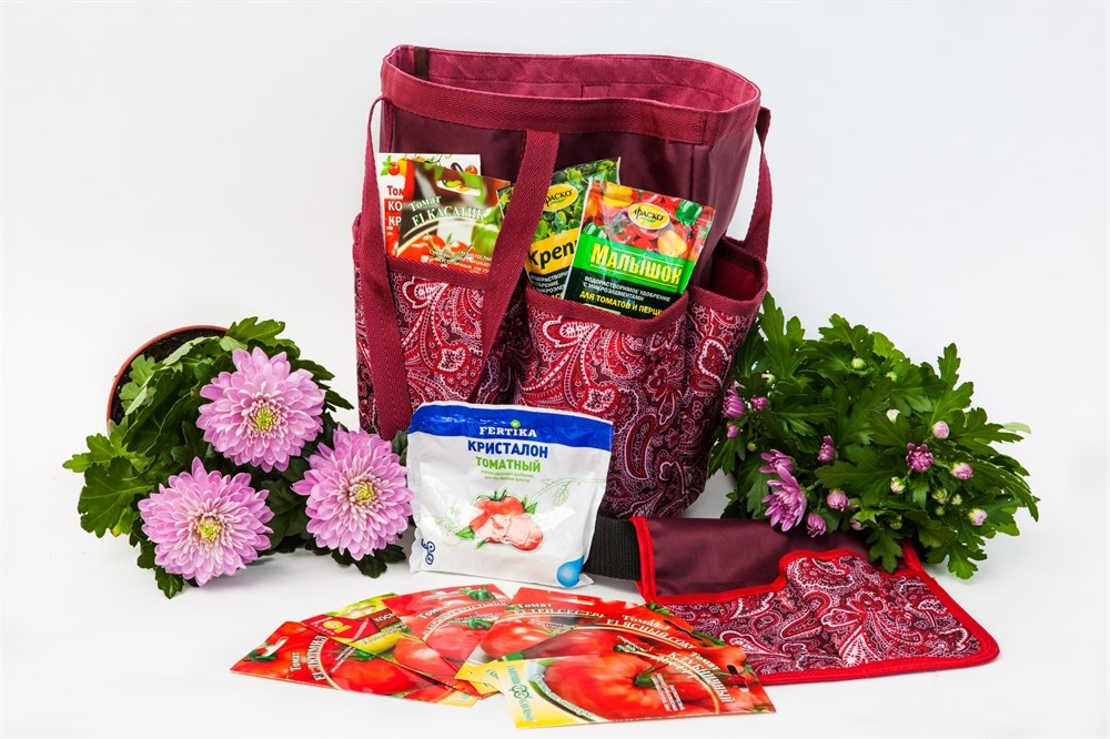 Набор семян в подарок садоводу
