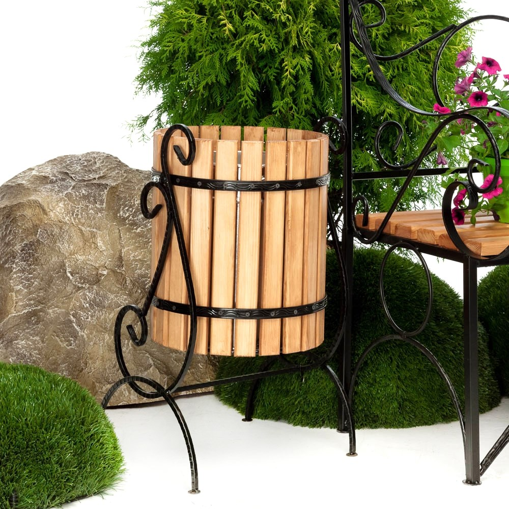 Садовая урна