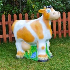 Садовая фигура корова U07540