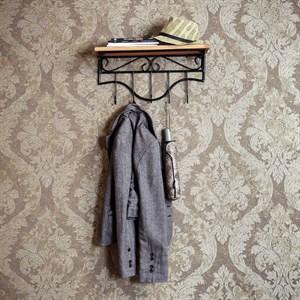 Металлическая вешалка для одежды