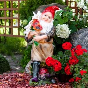 Садовая фигурка Гном