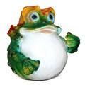 Декоративная фигурка лягушка