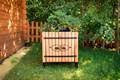 Большая деревянная кадка - фото 16984