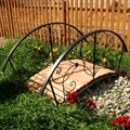 Мостик для дачи и загородного дома