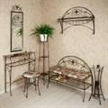 Кованая мебель 7979
