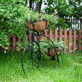 Велосипед для цветов за 3240 руб.