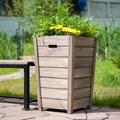Кадка деревянная для цветов