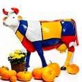 Рекламная корова U07493