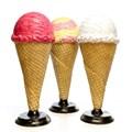 Объемная фигура Мороженое - фото 57384